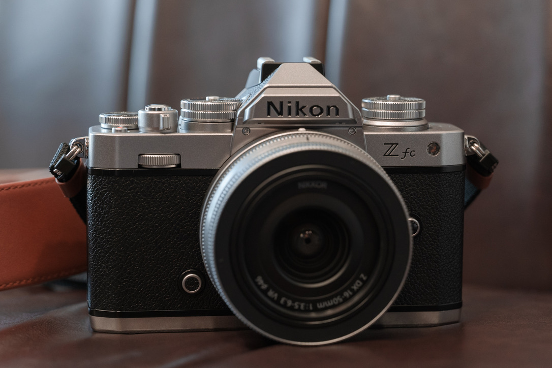 Nikon Zfc + NIKKOR Z DX 16-50mm F3.5-6.3 VR